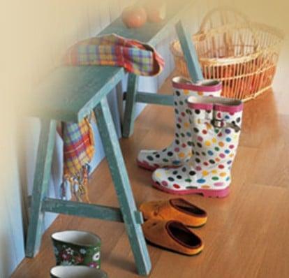 maison parquet cir ou parquet huil short. Black Bedroom Furniture Sets. Home Design Ideas