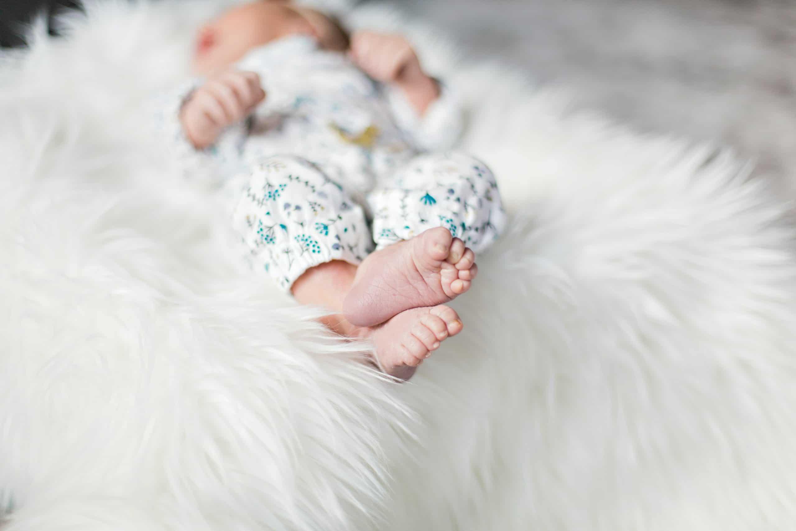 Tenues nouveau-né